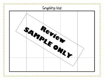 Pre-K through 1st Grade Multi-Use Blank Graphs