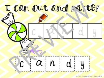 Pre-K/Kindergarten Alphabet Pack - Letter C