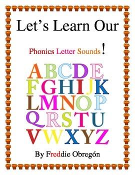 Phonics Letter Sounds