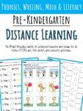 Pre-Kindergarten Distance Learning