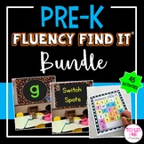 Pre-Kindergarten Fluency Find It® BUNDLE