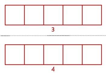 Pre-K Math Pack-Winter