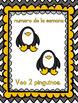 Pre-Kindergarten Math Numbers 1-5 Number of the Week en Espanol