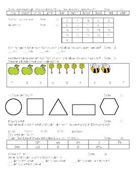 Pre-Kindergarten Screener