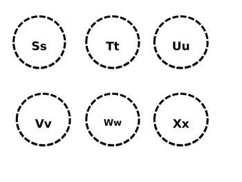 Pre-Kindergarten sight word wall