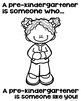 Pre-Kindergartener Poster - [someone who] Pre-K