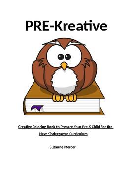 Pre-Kreative: Fun Activities to Prepare Pre-K'ers for New Kindergarten Curricula
