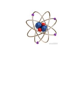 Pre-Lab Modeling Atoms
