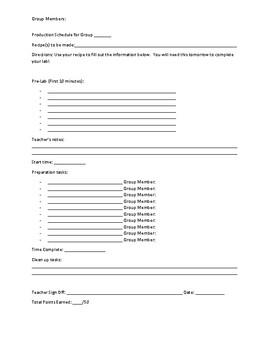 Pre-Lab Worksheet