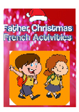Father Christmas Activities in France