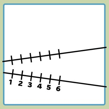Pre-Numberline Work - Counting or Adding On Math Clip Art Commercial Use