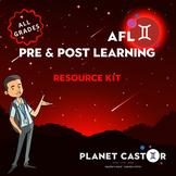 Pre & Post Learning Kit | Measure Progress | All Grades