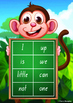 Pre-Preimer Dolch Sight Word Animal Themed Bingo (30 pages)