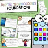 Pre Primary Digital Technologies Unit