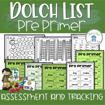 Pre Primer Assessment and Tracking