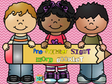 Pre Primer Dolch Sight Word Booklet