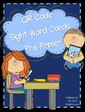 Pre-Primer QR Sight Word Cards