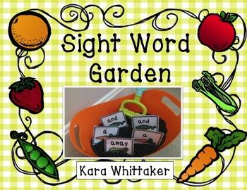 Pre-Primer Sight Word Activities (Sensory Tub, Memory Game, & More!)
