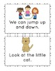 Pre-Primer Sight Word Book