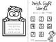 Pre-Primer Sight Word Booklet