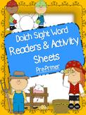 Pre-Primer Sight Word Books