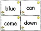 Pre-Primer Sight Word Cards