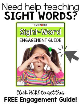 Pre-Primer Sight Words: Intensive Practice