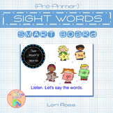 Pre-Primer Sight Words SMARTBoard Notebook