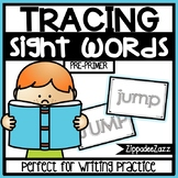 Pre-Primer Sight Words Tracing Center