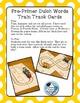 Pre-Primer Sight Word Train Game