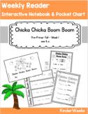Pre-Primer - Week 1 - Chicka Chicka Boom Boom - Reader, No