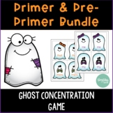 Pre-Primer and Primer Concentration Game Bundle