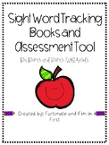 Sight Word Tracking and Practice Sheets