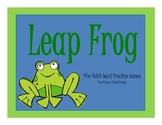 Pre-Primer through Third Grade: Leap Frog Dolch Word Games