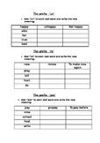 Pre- Re- Un- Prefix Worksheet
