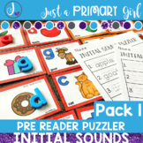 Initial Sounds | Magnetic Letter Center