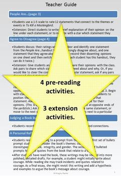 To Kill a Mockingbird Prereading Activities