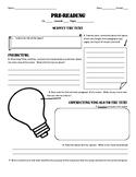 Pre-Reading Avid Strategies - for ANY text!