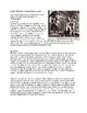 Pre-Reading Material for Shelley's Frankenstein