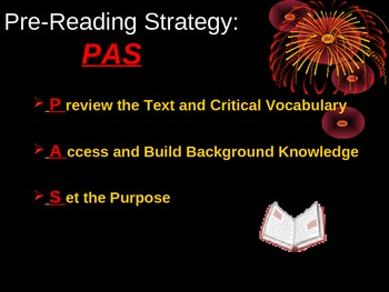 Pre Reading PAS