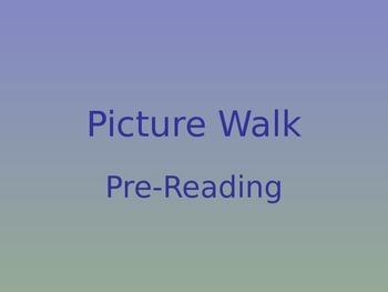 Pre-Reading Picture Walk