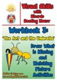 Pre-Reading Visual Skills Series 2: Workbook 3 - Draw Miss