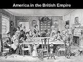 Pre-Revolutionary Period in America