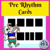 Pre Rhythm cards