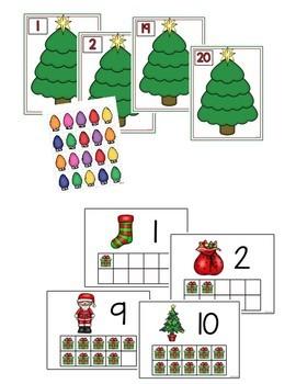 Pre-School Christmas Centers
