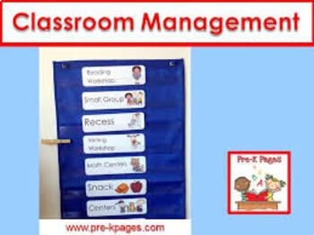 Pre-School Classroom Management and Administration Techniques