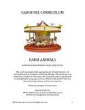 Pre-School Lesson Plans For Farm Animals Unit