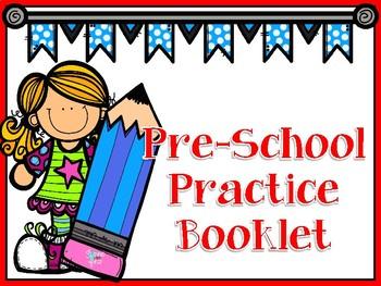 Pre-School Practice Booklet