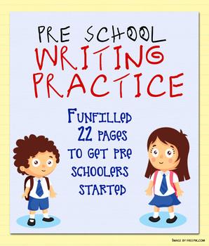 Pre School Writing Practice