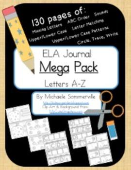 Pre-School and Kindergarten ELA MEGA Pack